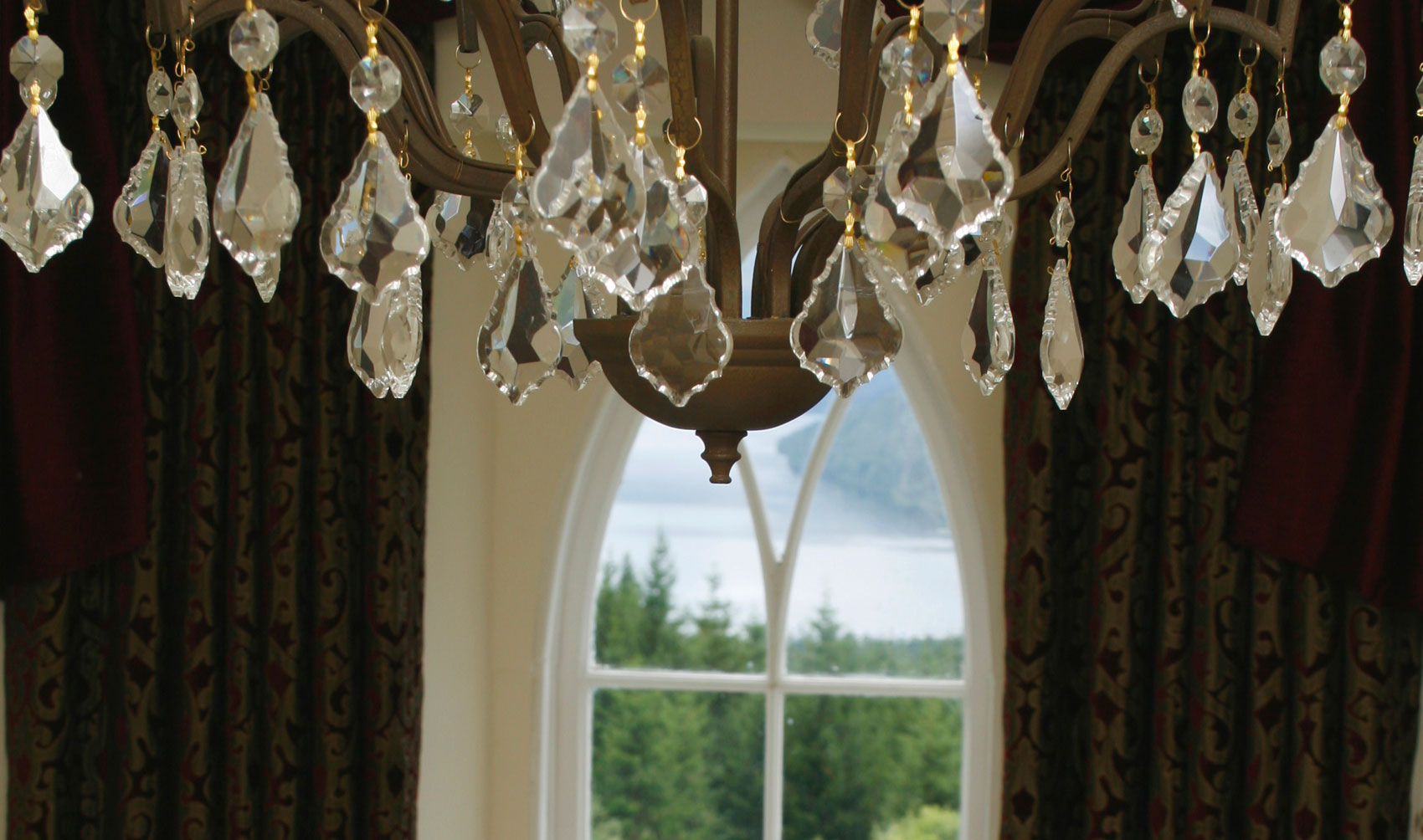 The White Tower Chandelier